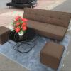 Sofa Giường Màu Nâu LGBN01